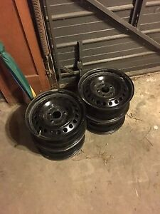 4 winter rims for a 2014 Ford Focus