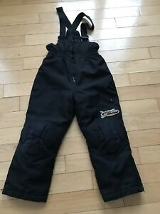 Youth skidoo snow pants size 6