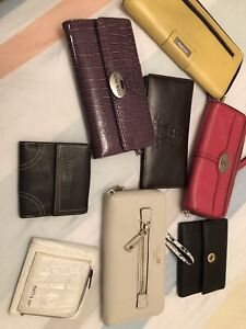 Designer wallets - New & Gently Used