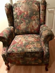 Recliner chair Chaise inclinable
