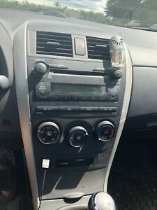 2009 Toyota Corolla NO ACCIDENTS   LOW KM