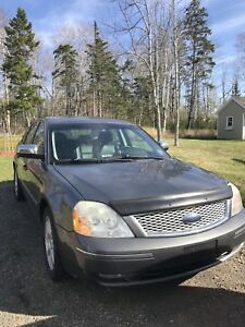 Ford FiveHundred Limited AWD