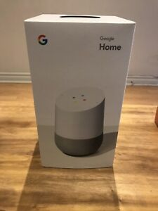 Google home new in box