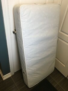 Infant/toddler mattress
