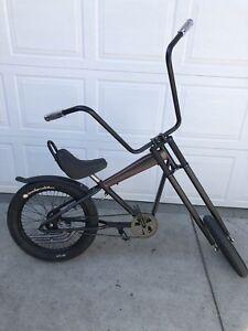 REDUCED!!! For Sale / Trade... Custom Chopper Pedal Bike