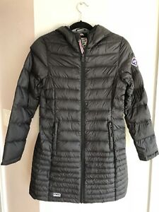 Womens Puffa Packable Lightweight Jacket Coat
