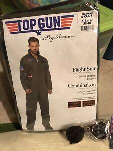 "Men's XL Top Gun ""Goose"" Never Worn"