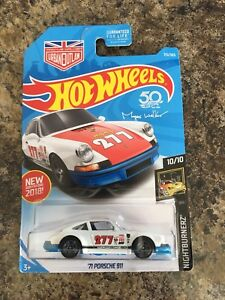 2018 Hot Wheels '71 Porsche 911