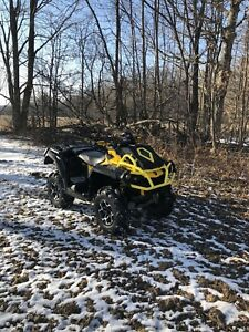 2013 Can-am XMR 1000