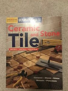 Ultimate Guide to Ceramic and Stone Tile book