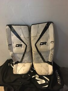 DR sonic youth goalie pads