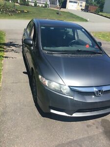Looking to trade my 2010 Honda Civic for a truck