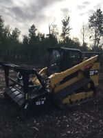 Land clearing/Mulching services