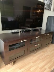 BDI audio home theatre shelf with built in TV stand