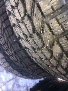 215/70R15 winter tires