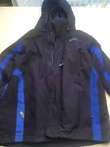 Size 13 Boys 3 in 1 Fall Coat
