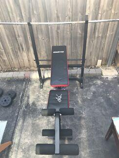 Gym equipment!