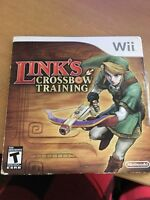 Wii Game - Link's Crossbow