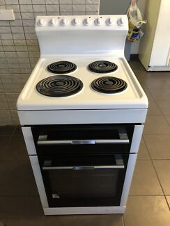BAUMATIC Electric free standing oven