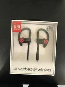 Brand new sealed power beats 3 wireless headphones