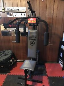 Home Gym *Reduced from 220$ *