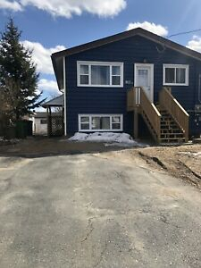 3 bedroom on the lower level. 160 Main Ave for May or June