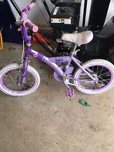 "16"" girls Bratz bike"