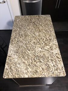 "Granite Countertop (24 3/4"" x 43 1/4"") Finished Slab"