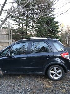 2008 Suzuki SX4 all wheel drive