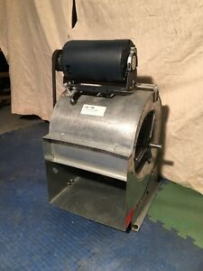 Nearly New 1/3 HP Motor and Blower Assembly