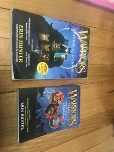 Warriors Books - Erin Hunter