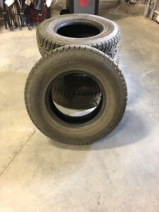 Hankook I Pike RW11 winter tires LT245/75R16