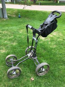 Bagboy Push Cart - GOLF