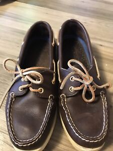 Sperry Top Siders size 6.5 Ladies