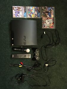 """Sony Bravia 52"""" TV, TV stand, PS3 and Bluray receiver"""