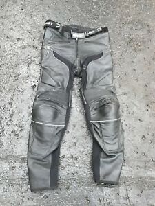 Joe Rocket leather motorcycle race pants