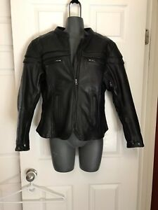 Ladies First Classics Leather Jacket