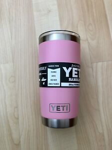 New! Pink Limited Editon 20oz Rambler Yeti
