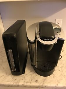 SPPU Keurig, holder and coffee/tea