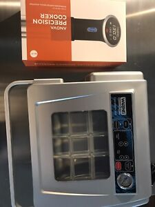 Vacuum Chamber Sealer + Sous Vide Cooker. Electric pasta too