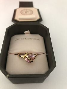 Bague Juicy Couture ring (GR 7)