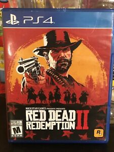 PS4 Games! 40 each - RDR2 + Overwatch + COD Black Ops 4