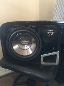 10inch Infinity subwoofer