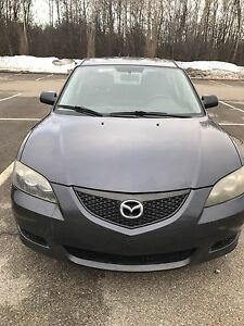 MAZDA 3 2005 Automatic , DARK GREY