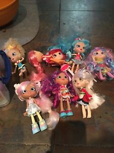 Shoppers and Shopkins lot
