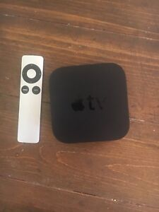 Apple TV 2 Black