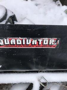 50 Inch Quadavator Angle blade