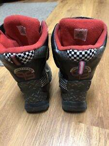 Size 8T boys boots