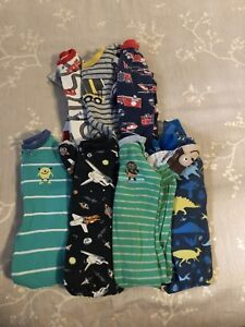 Baby boy 9 & 12 month sleepers