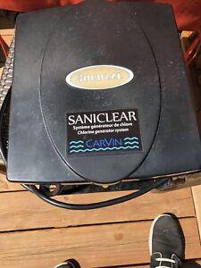 Jacuzzi chlorinateur de sel / Salt chlorinator